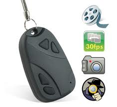 car key hidden camera